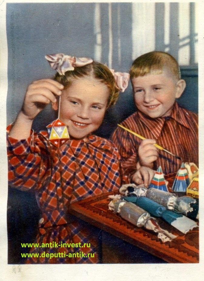советские открытки где продать