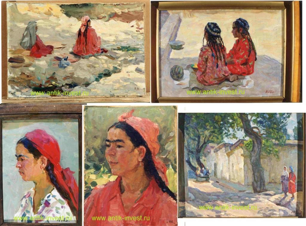 купить картины соцреализм где продать картину маслом