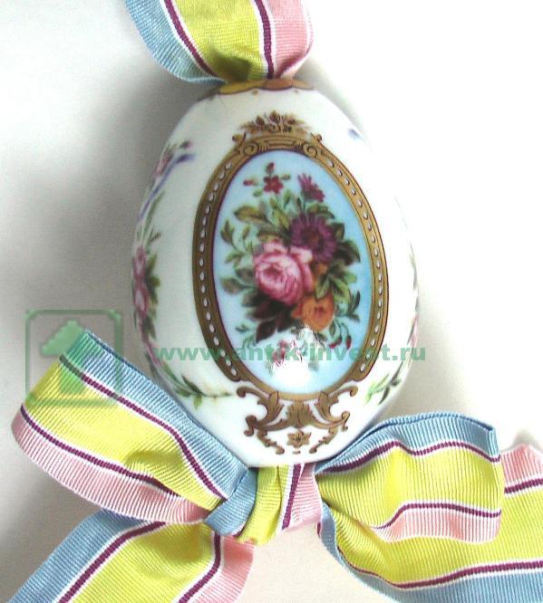 """Яйцо пасхальное """"Букет"""""""