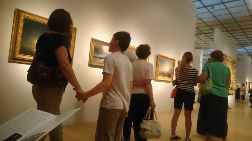 айвазовский выставка москва картины цена билета