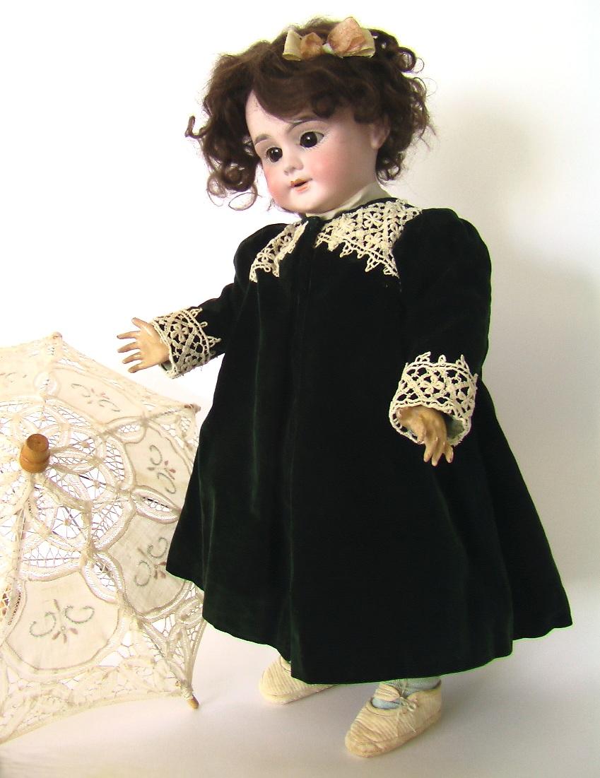 купить старинную куклу