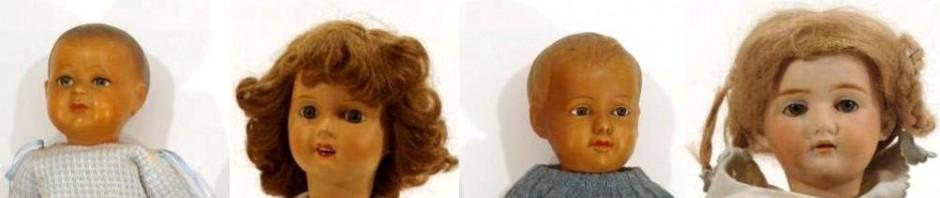 аукцион антикварных кукол купить продать старинную куклу