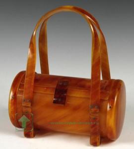 бакелитовая сумка США 1940-50 годы