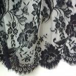 отрез гипюра шарф кружева продажа антиквариата старинный текстиль кружево
