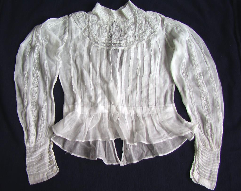 Блузки Под Старину Купить