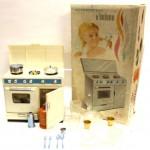 детская плита 50-60 -е годы в полном комплекте