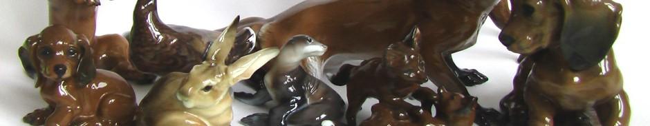 анималистика розенталь фигурки статуэтки фарфоровые скульптура клейма rosenthal