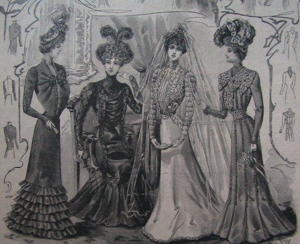 исторический костюм шляпки старинные французские мода