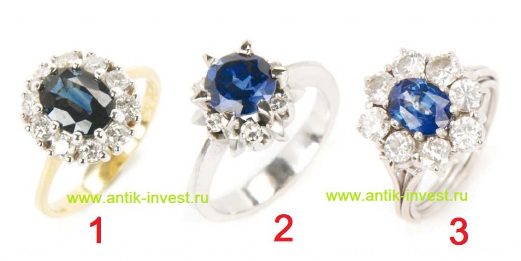 как выбрать кольцо с камнями