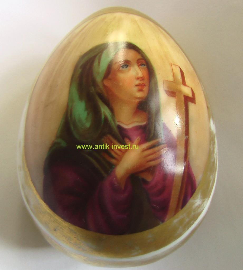 купить продать оценить яйцо из фарфора