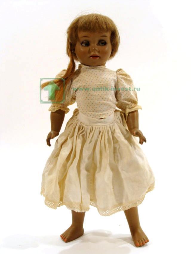 испанская кукла Diana целулоид 45 см