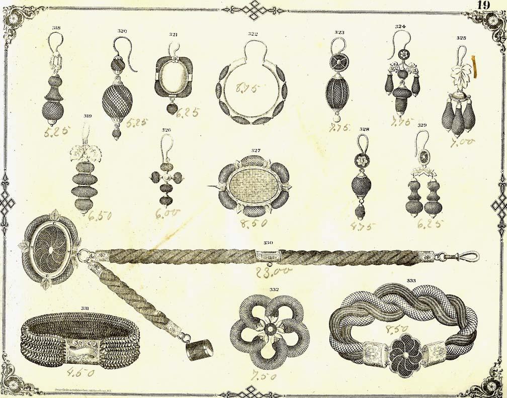 каталоги старинных ювелирных украшений