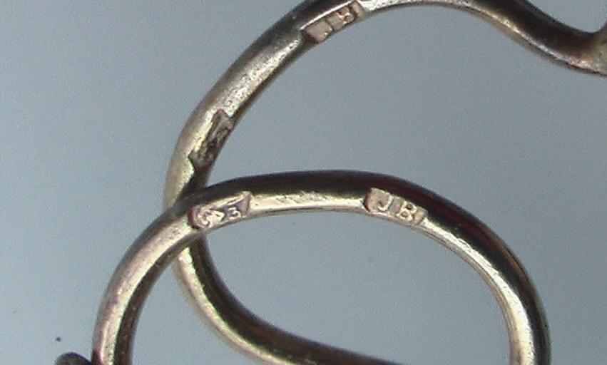 чешские клейма серебро золото платина