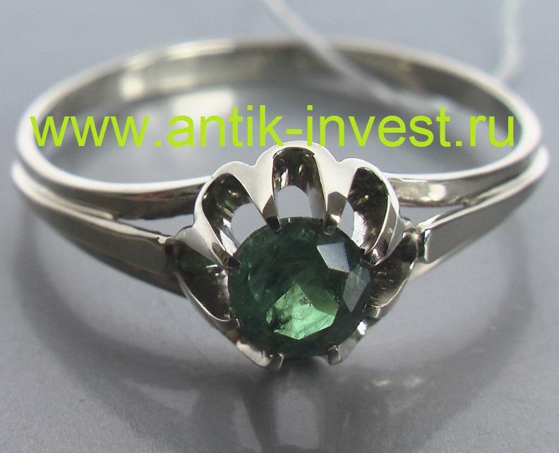 серебряные кольца с александритом