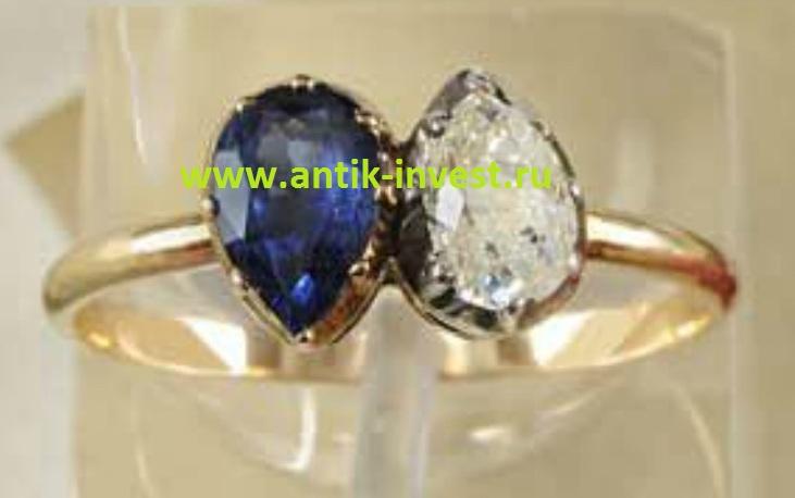 старинное кольцо подарок наполеона