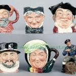 кружка тоби коллекционные кружки Royal Doulton лот старт 120 евро