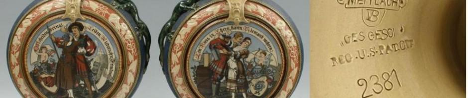 Вилерой и Бох (Виллерой и Бох, Villeroy & Boch) - посуда каталог клейма история марки фабрики.