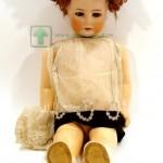 кукла старинная немецкая Neubach-Koppelsdorf 70 см
