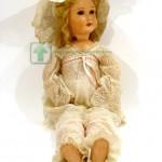 кукла ходящая испанская глаза закрываются механизм не раб композит 74 см