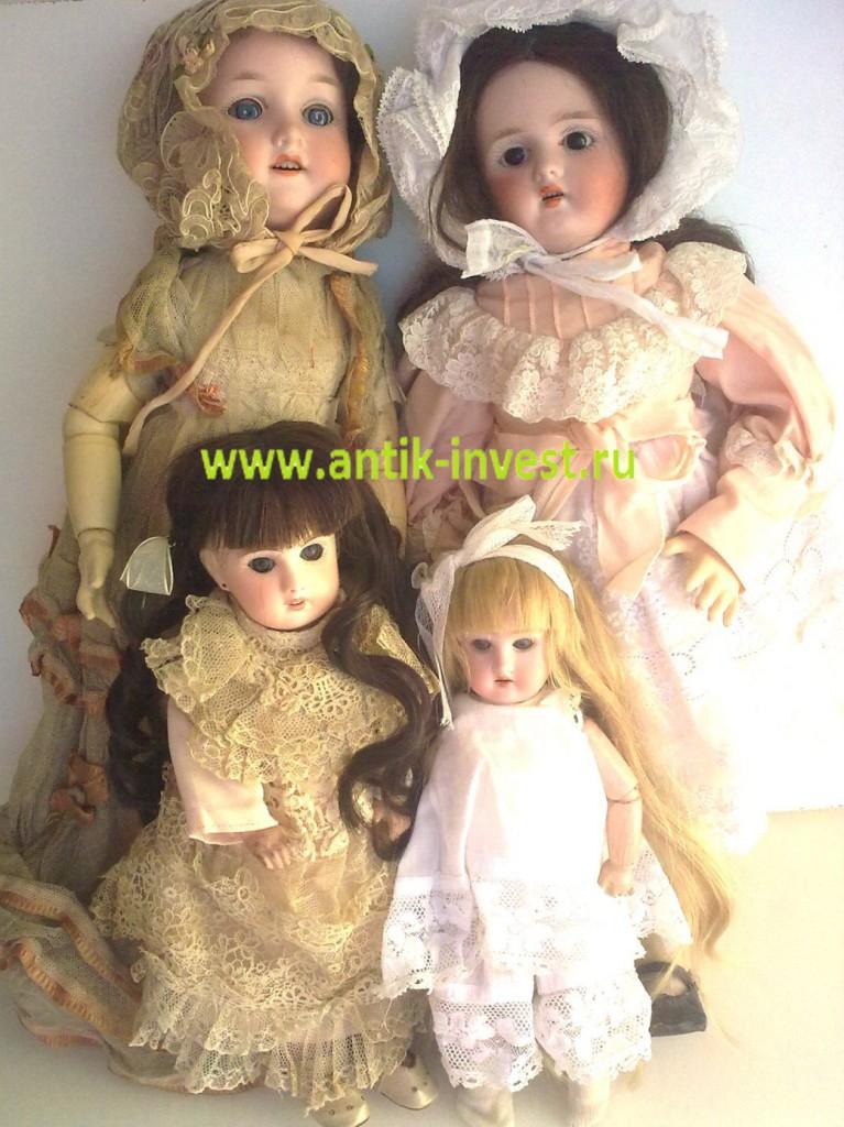купить антиквариат куклу куколки старинные композитные фарфоровые старинные антикварные