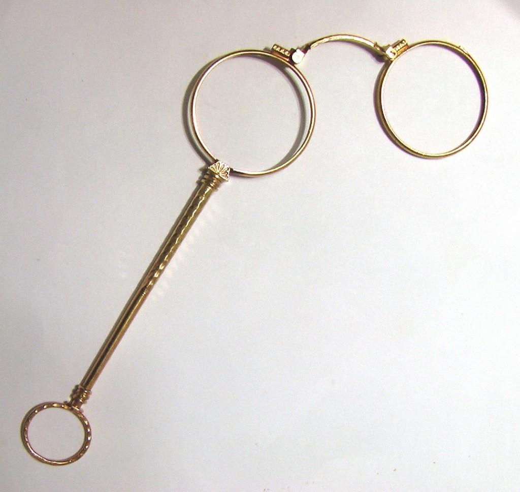 золотые очки золотая оправа для очков лорнет старинный золотой царизм