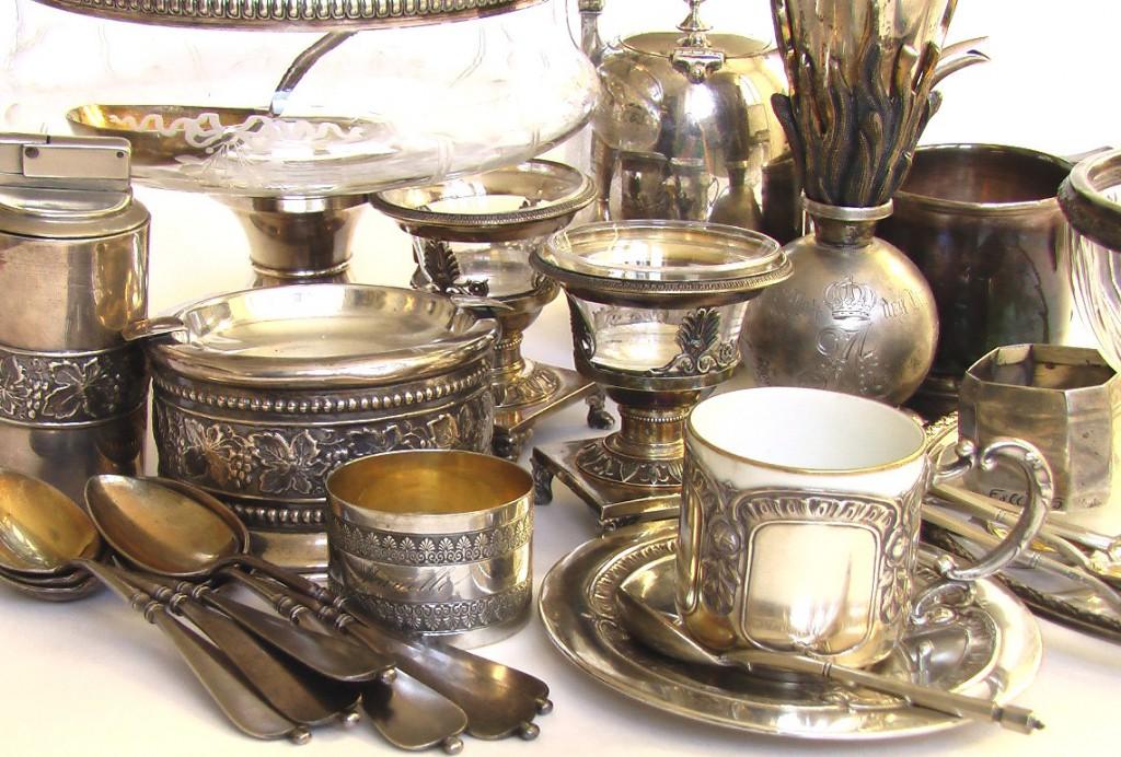 Столовое серебро - лучший подарок на любой праздник