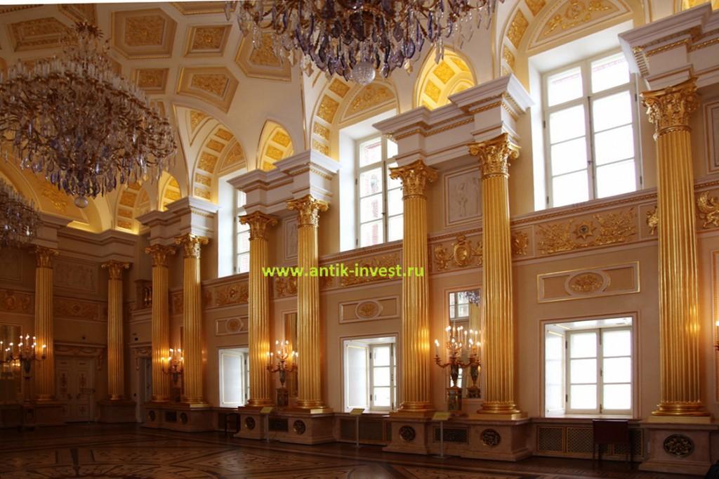 музей усадьба Царицыно зал