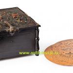 музыкальный автомат с 16 дисками 19 век