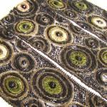 бисер вышивка АРт-Деко на платье