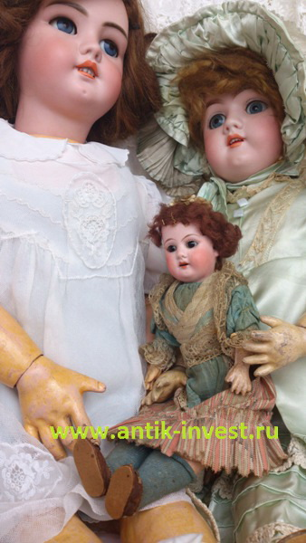 номер на за старинной кукле купить антикварную куклу