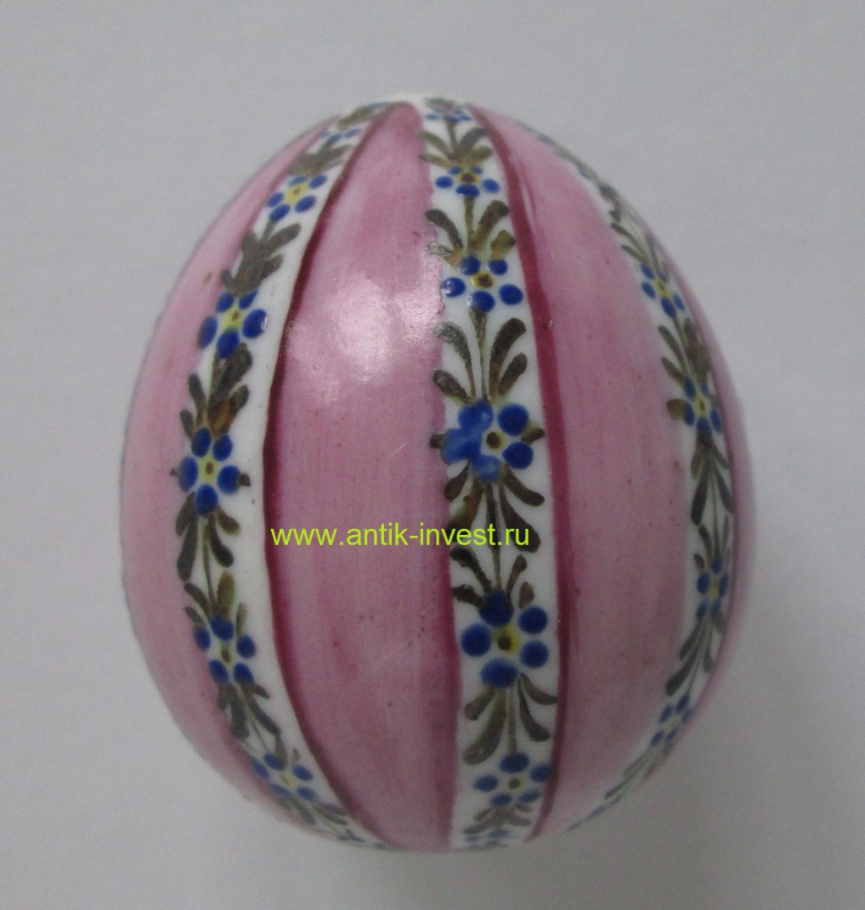 купить оценить продать фарфоровое пасхальное яйцо