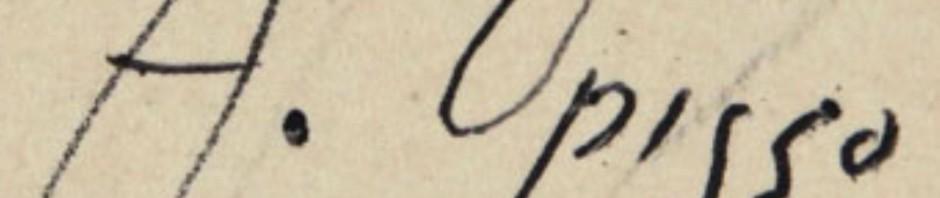 испанский художники продажа картин антиквариата подпись художника Описсо