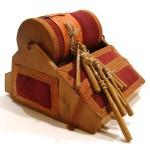 подушка барабан коклюшки начало 20 века