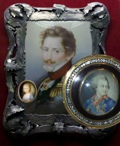 портреты миниатюрные