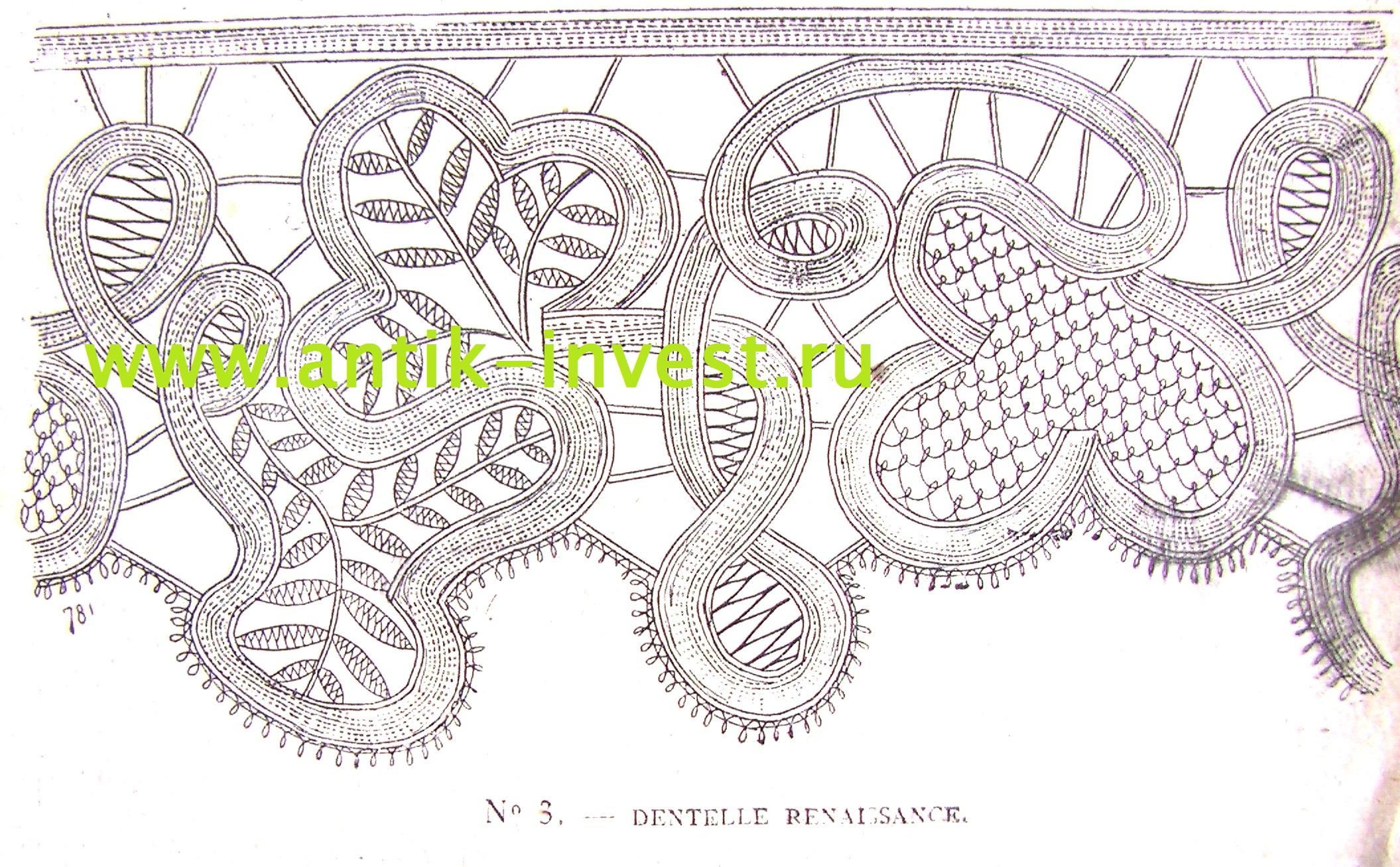 Ленточное кружево крючком схемы и модели для начинающих