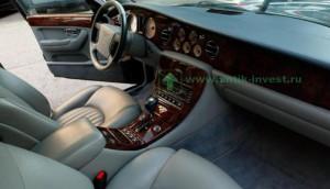 салон автомобиля бентли BENTLEY Arnage 1998 купить продать дорогой