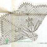 салфетка вязание крючком бесплатные схемы