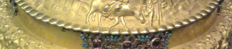 серебряный потир 1829 ГИМ