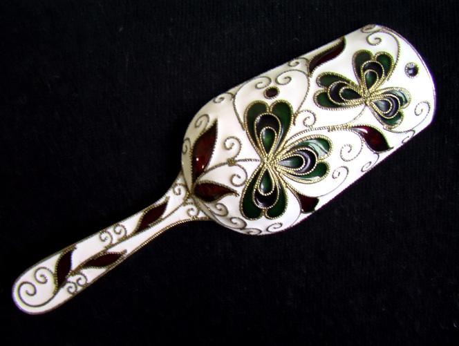 купить продать советское серебро с эмалями ссср