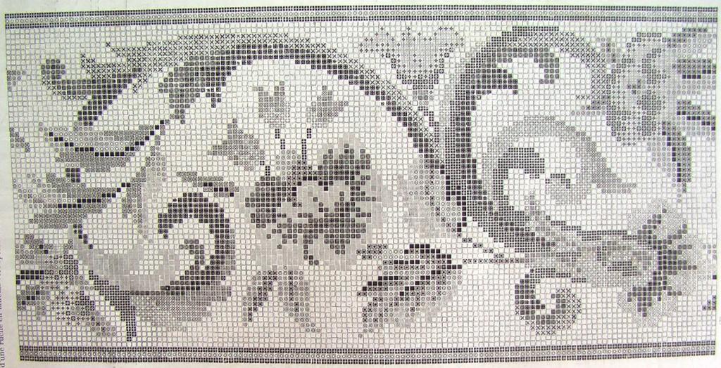 схемы вышивок крестом рукоделие редкая схема вышивки крестиком