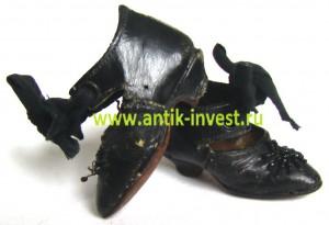 старинная кукольная обувь купить сделать своими руками кожаные туфельки туфли для куклы