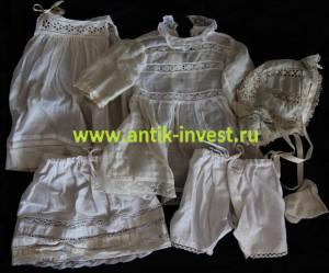 купить куклу антикварные куклы JUMEAU кукольная одежда гардероб для кукол