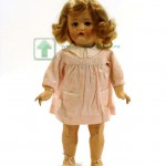 старинная французская кукла Lanternier голова фарфор корпус композит волосы синтетика 37 см