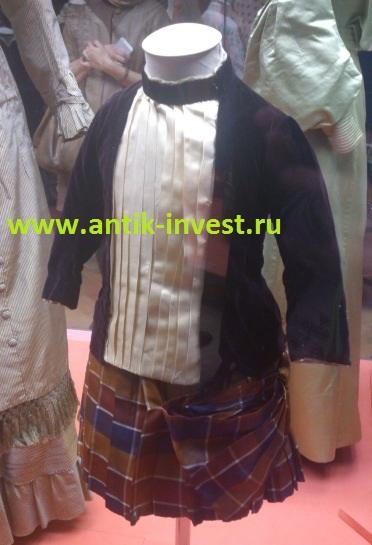 выставка детский костюм гим