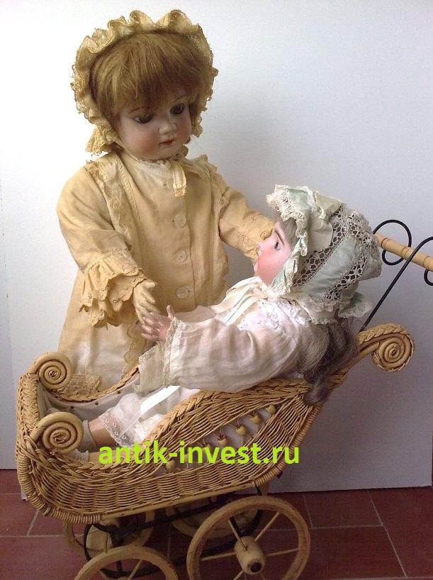 купить антикварную куклу doll продажа антиквариата старинные куклы и игрушки