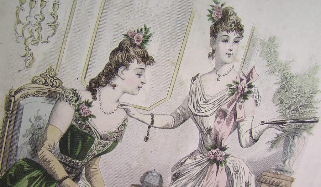 продажа редких старинных журналов мод 19 и 20 века