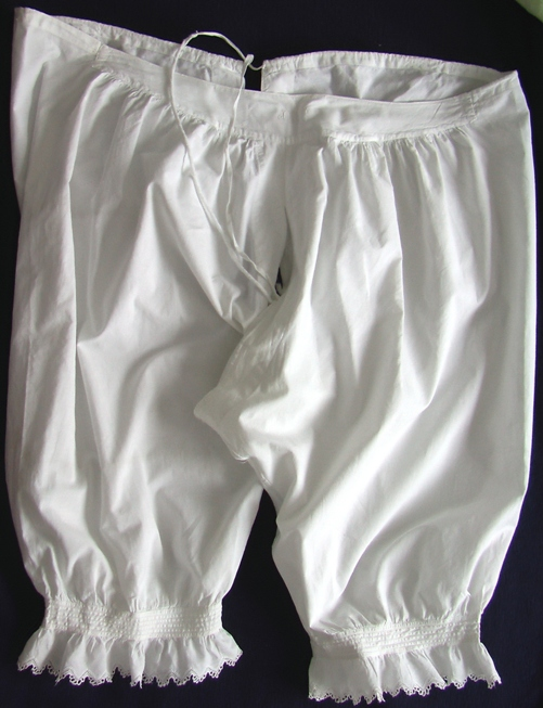 старинные штанишки с кружевами текстиль старинная одежда купить куплю