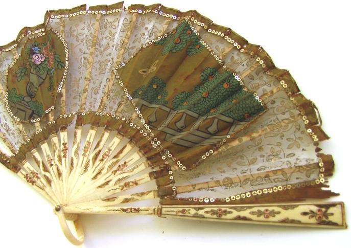 купить антикварный веер оценка вееров продам веер