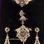 продажа антиквариата старинные ювелирыне украшения antik-invest