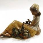 фарфоровая статуэтка Лядро LLADRO GRES